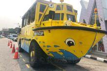 马来西亚~马六甲鸭子船