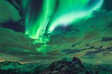 """挪威有一座""""极光之城"""",看极光的绝对C位"""