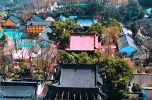 千年风霜寒山寺