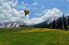 诗与远方的落脚点,新疆伊犁那拉提空中草原