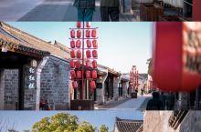 宁波旅游 慈城古县城里感受穿越千年的时光