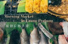 老挝 | 村下春树笔下的琅勃拉邦早市
