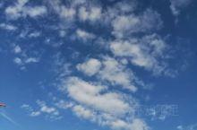 晴空万里。。。