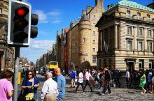 英国著名的历史名城爱丁堡