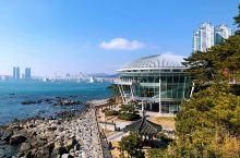 釜山世峰楼,举办过APEC会议的地方