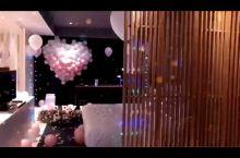 迪拜告白求婚--梦幻浪漫气球鲜花趴