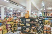 老挝这家超市超级整洁,还可以手机支付