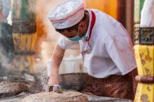 库车老城,龟兹古国的国都,好看的建筑色彩