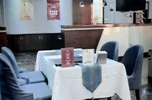 坐标三门峡天元温泉酒店,环境优雅的西餐厅!