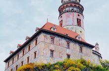不愧是欧洲最美小镇的克鲁姆洛夫