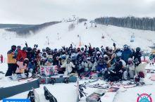 崇礼万龙滑雪场活动群