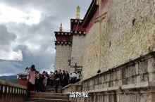云南最大藏传佛教寺院,号称小布达拉宫,香格里拉松赞林寺自驾!
