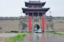 保存特别完整的大名府城墙。