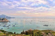 霞浦'美丽的滩涂艳艳的海