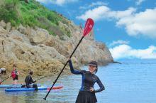 大连小众玩法|四时鲸语桨板体验