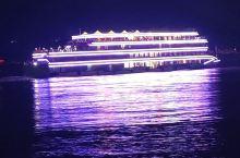 宜昌魅力的夜景