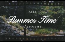VLOG 佛蒙特州的夏日时光