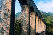 与你一起走过的古方山天桥