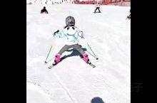 鳌山太白滑雪场,飞越冬季