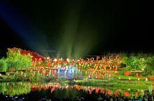 井冈山革命根据地大型晚会,精彩纷呈!