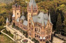 童话中的城堡原来真实存在