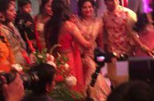 酒店巧遇印度人婚礼