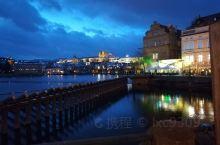 布拉格夜景