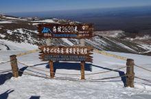 长白山|欢迎你三月份来这里看雪