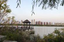 天津梅江公园