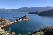 女人儿国泸沽湖,天海一色