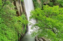 这个景点主要是林间小路,只有一个瀑布,还算是不错的。