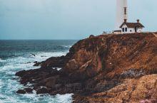 风景绝美加州一号公路必去景点 鸽子角灯塔