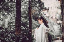 武隆仙女山,纷飞的雪花勾画出冬季的浪漫
