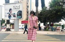 行在摩洛哥