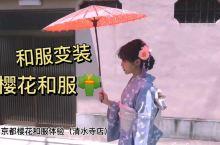 京都和服变装体验 - 【樱花和