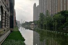 楚河汉街的楚河