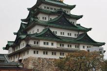 与大阪城风格较为相似,名古屋必去打卡景点