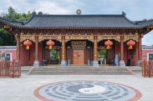 龙虎山 天师府 起居之地感受道教文化