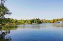 宁静的 盈湖公园