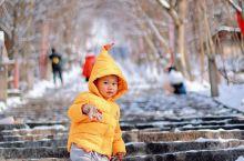 带宝宝去感受冰雪世界|九皇山冬季亲子游