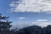 九仙山雾凇
