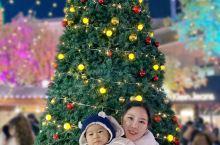带娃过节|在蓝色港湾过圣诞节
