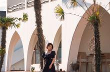住进南山竹海里的白色浪漫,假装在摩洛哥