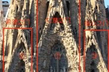 巴塞罗那圣家堂详解诞生面