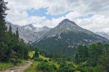 瑞士   国家公园带娃徒步