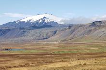 斯奈菲尔火山Snæfellsjökull