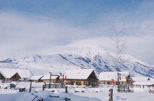 冬日美景禾木