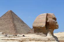 游人寥寥,疫情下的金字塔景区