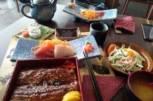 Norwest 这里还有这家性价比比较高的日本餐厅,吃的是中午套餐。鳗鱼饭套餐跟单点鳗鱼饭价格一样,