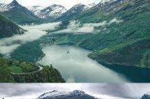 旅行画记挪威最美峡湾的夏日体验